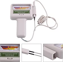 Jacksking Water Quality Tester, Portable pH Tester Chlorine Meter Spa Water Quality Monitor Checker for Household Drinking Water, Aquarium, Swimming Pools, Hydroponics