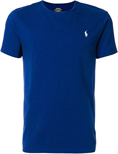 Ralph Lauren Luxury mode Homme 710671438054 Bleu T-Shirt   Saison Perhommeent