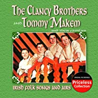 Irish Folk Songs & Airs