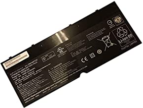 TYJYUN Laptop Battery Compatible FPCBP425 FMVNBP232 with Fujitsu Lifebook 14.4V 45Wh 3150mAh U745 T935 T904U Series Notebook