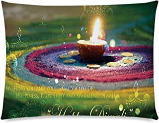 diwali wishes with name and photo