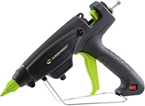 Surebonder PRO2-220 220 Watt Adjustable Temperature Professional Heavy Duty Hot Glue Gun - Uses full size, 7/16