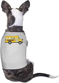 School Bus Drivers Needed Puppy Costumes Pet Sleeveless Shirt Jacket Sweater