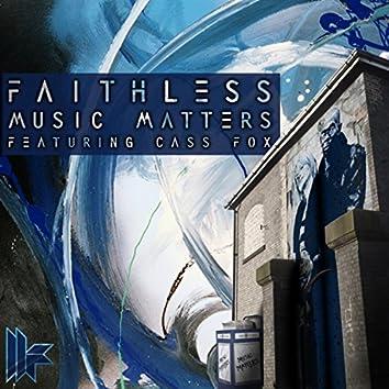Music Matters Featuring Cass Fox