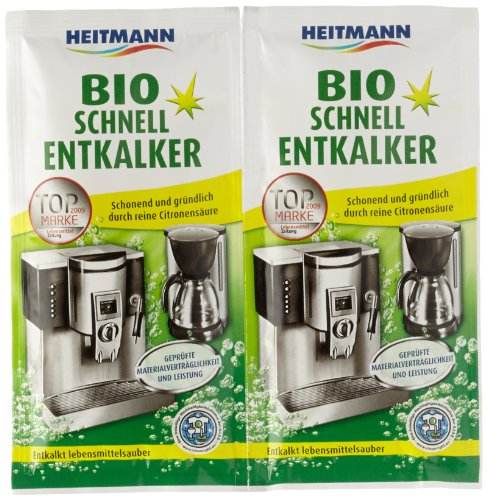 Heitmann Bio-Schnell-Entkalker, 2 x 25 g