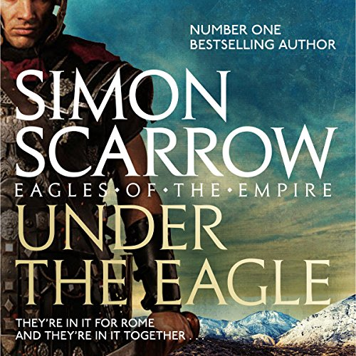 Couverture de Under the Eagle