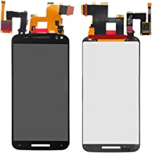 Replacement Parts New LCD Display + Touch Screen Digitizer Assembly for Motorla Moto X Pure Edition / XT1575 Repair Broken Cellphone. (Color : Black)