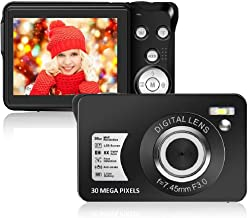 30 MP Digital Camera ,Support 128GB SD Card(Not Included)...