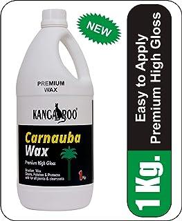 Kangaroo Car Wax Polish (1L, Green)