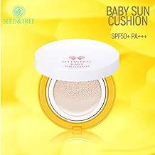 [Seed&Tree] Baby Sun Cushion SPF50+/PA+++