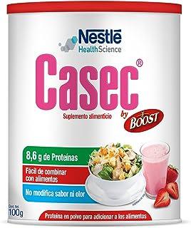 CASEC, Suplemento Alimenticio, Proteína en Polvo, Lata, 100g, 1 unidad