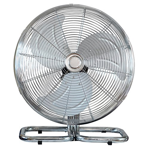 Mercagas mt01484–circulador aria riscaldamento a pavimento oscillante 130W