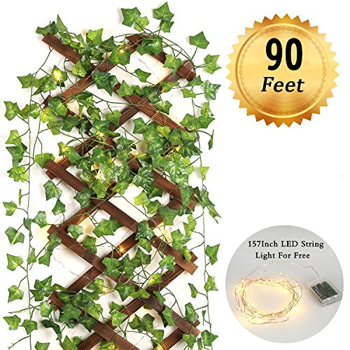 Fake Plants For Outdoor Trellis That Look Real