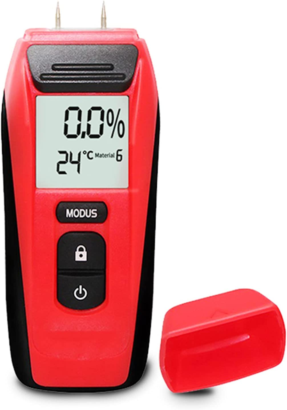 WSXKA Special Campaign Digital Challenge the lowest price of Japan Pin Type Wood LCD Building Moisture Meter