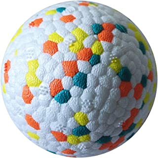 Durable Dog Ball Toys Bite Resistant High Elasticity Interactive Dog Toy Balls,Ball for Small Medium Large Dogs