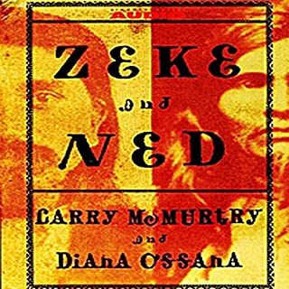 Zeke And Ned audiobook cover art