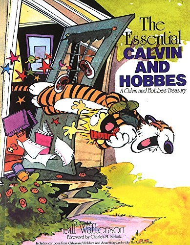 [ THE ESSENTIAL CALVIN AND HOBBES BY WATTERSON, BILL](AUTHOR)PAPERBACK