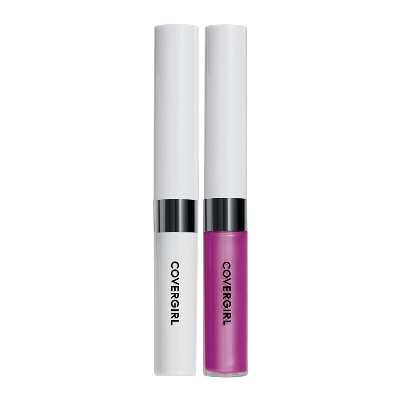 歩道繊毛寝具COVERGIRL Outlast All-Day Moisturizing Lip Color, Moonlight Mauve 740 [並行輸入品]