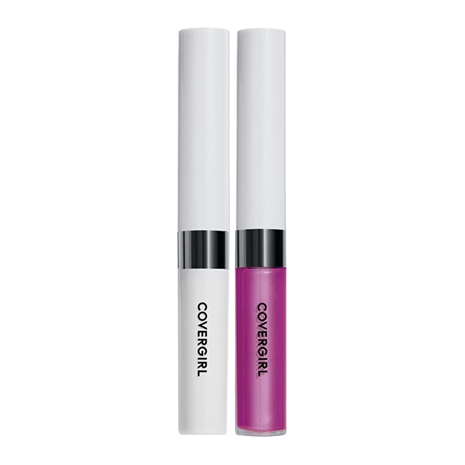 無駄な不満達成COVERGIRL Outlast All-Day Moisturizing Lip Color, Moonlight Mauve 740 [並行輸入品]