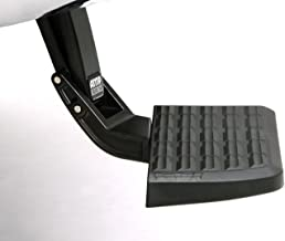 AMP Research 75307-01A BedStep Retractable Bumper Step for 2005-2015 Toyota Tacoma