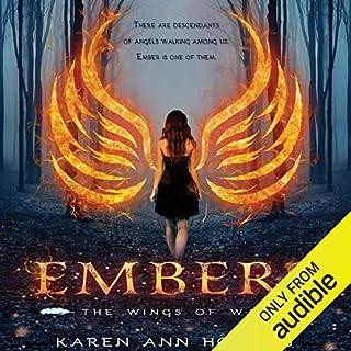 Embers audiobook cover art