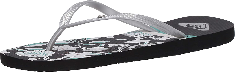 5 popular Roxy Women's Bermuda Flip-Flop Sandal Limited time trial price