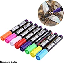 ZEROYOYO Queen Marking Pens Bee Queen Marker For Marking Queen Bees Beekeeping Tool Color Random 5 Pack