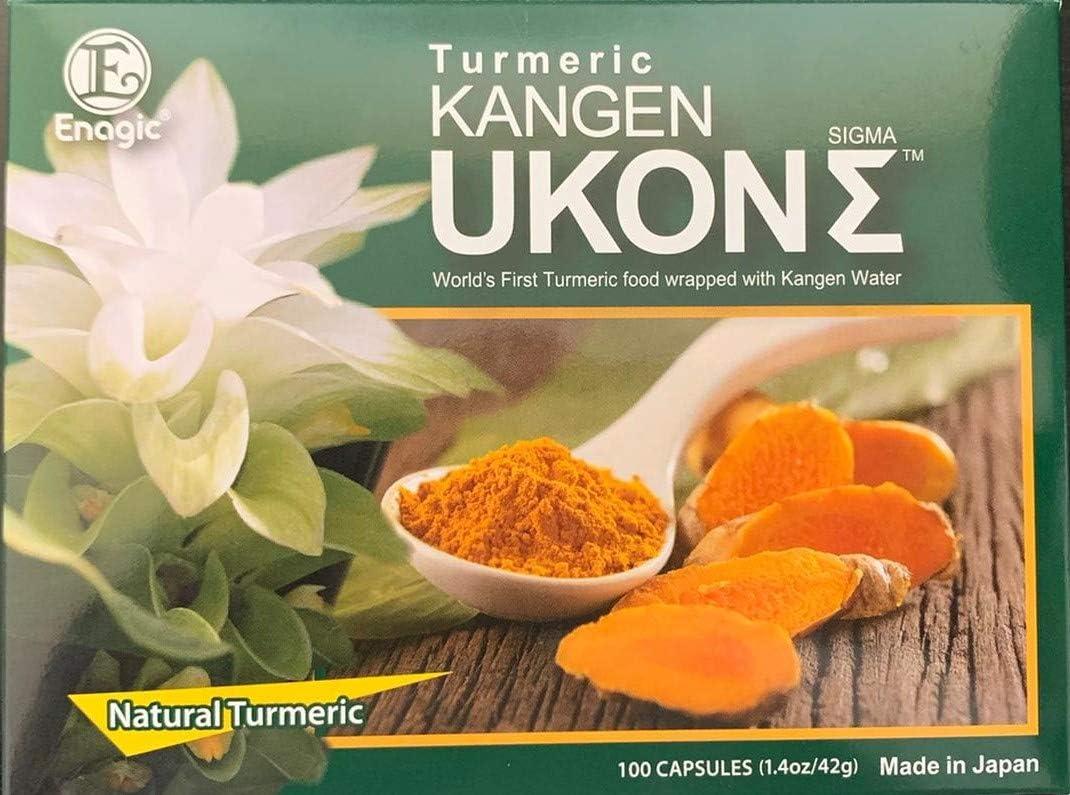 Kangen Ukon Turmeric Tampa Mall by ENAGIC Vegete 100% Multivitamins depot Organic