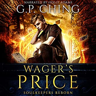 Wager's Price cover art