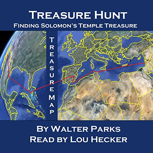 Treasure Hunt: Finding Solomon's Temple Treasure audiobook cover art