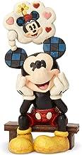 دمية ديزني تراديشنز من جيم شور ميكي ماوس مع شخصية ميني لوف ثوت، مقاس 16.89 سم، متعددة الألوان من إينيسكو
