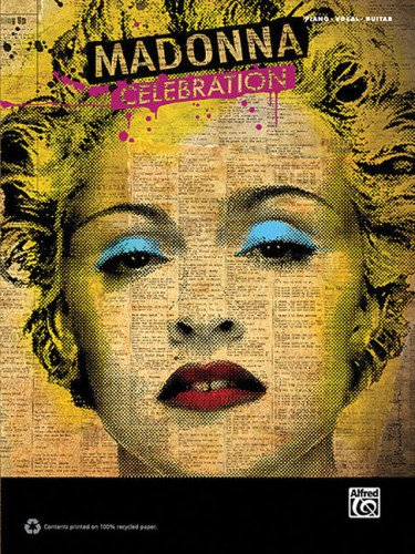 Madonna: Celebration: Piano/ Vocal/ Chords
