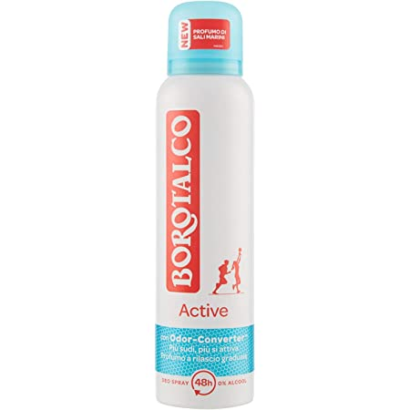 Borotalco Deodorante Spray, 150ml