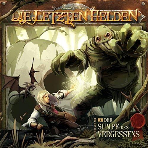 Der Sumpf des Vergessens audiobook cover art