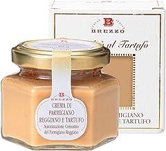 BREZZO トリュフ入りパルミジャーノ・レッジャーノチーズクリーム80g Parmesan CheeseD.O.P Truffle Cream...