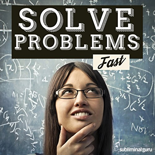 Solve Problems Fast  By  cover art