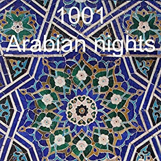 1001 Arabian Nights audiobook cover art