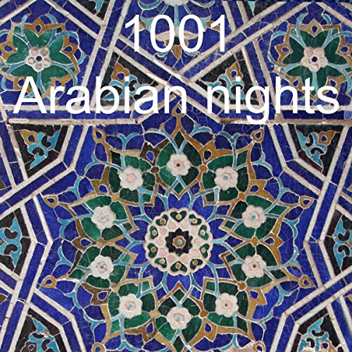 1001 Arabian Nights cover art
