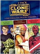 Best star wars the clone wars tv series dvd Reviews