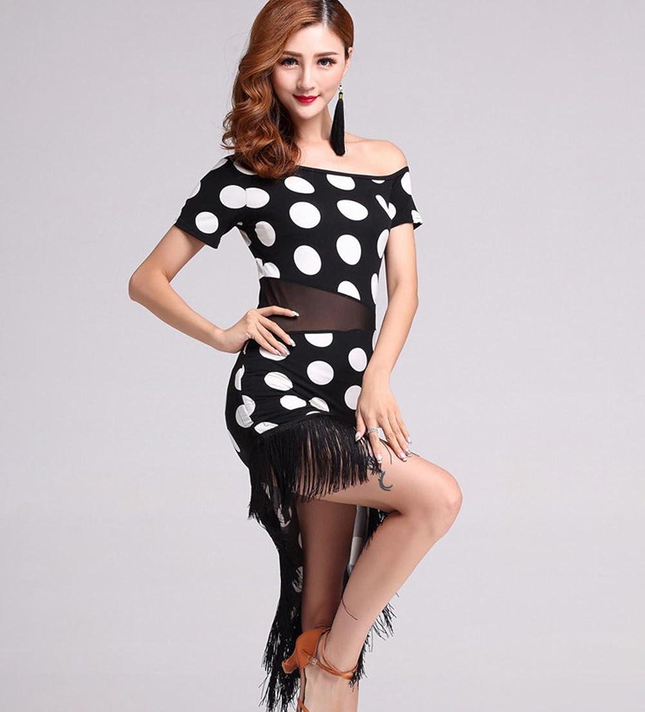 Byjia Female Latin Dance Dress