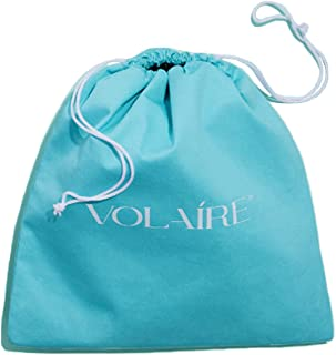 Volaire – Cool It! Hot Tools Styling Bag – Heat-Resistant On-The-Go Bag for Hair Stylers