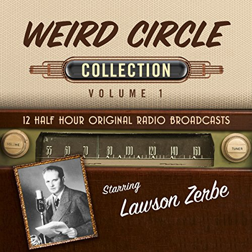 The Weird Circle, Collection 1 audiobook cover art
