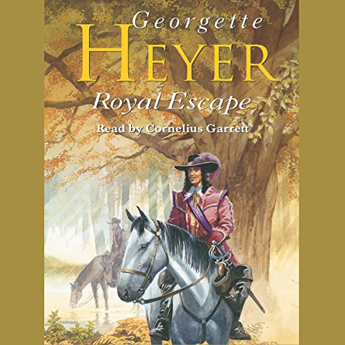 Royal Escape audiobook cover art