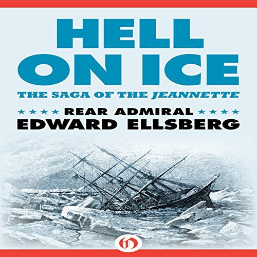 Hell on Ice audiobook cover art