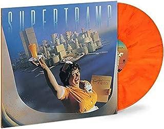 Breakfast In America - Exclusive Limited Edition 180 Gram Marbled Orange Vinyl LP [Condition-VG+NM]