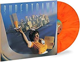 Breakfast In America - Exclusive Limited Edition 180 Gram Marbled Orange Vinyl LP [Condition-VG+NM]