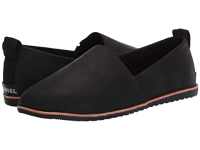 SOREL Ellatm Slip-On (Black 1) Women