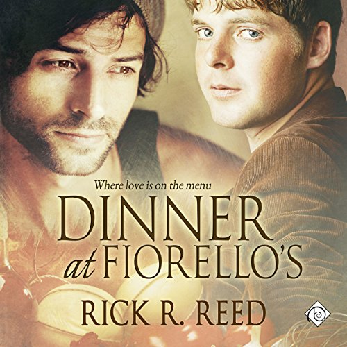 Dinner at Fiorello's audiobook cover art