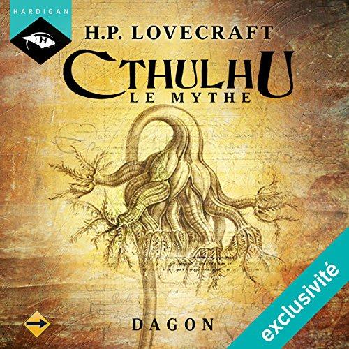 Couverture de Dagon (Cthulhu 2.2)