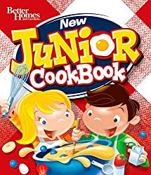 kid friendly holiday cookbooks - Better Homes Jr.